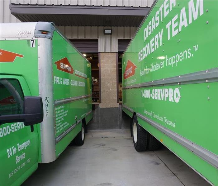 SERVPRO of North Atlanta can handle any size commercial job