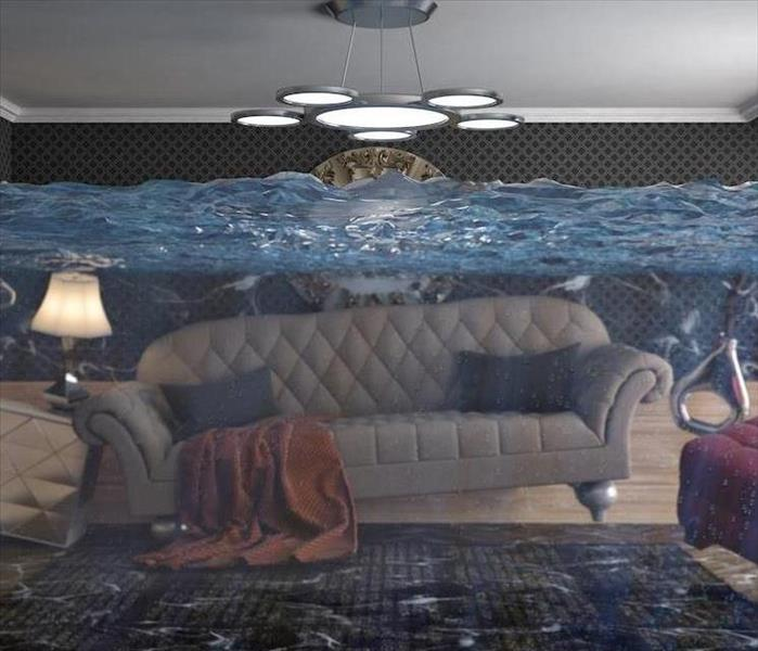 Water Damage The Three Essential Steps in Atlanta Water Removal
