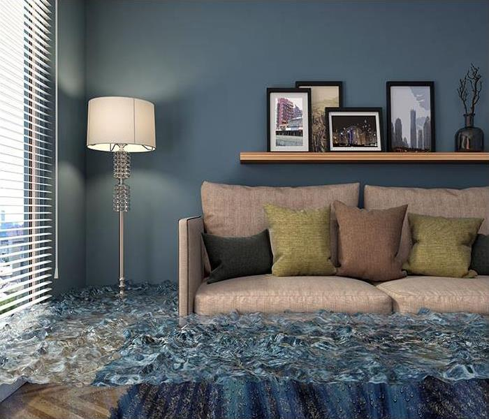 Water Damage A Fast Response Is Imperative When Water Damage Threatens Your Atlanta Home