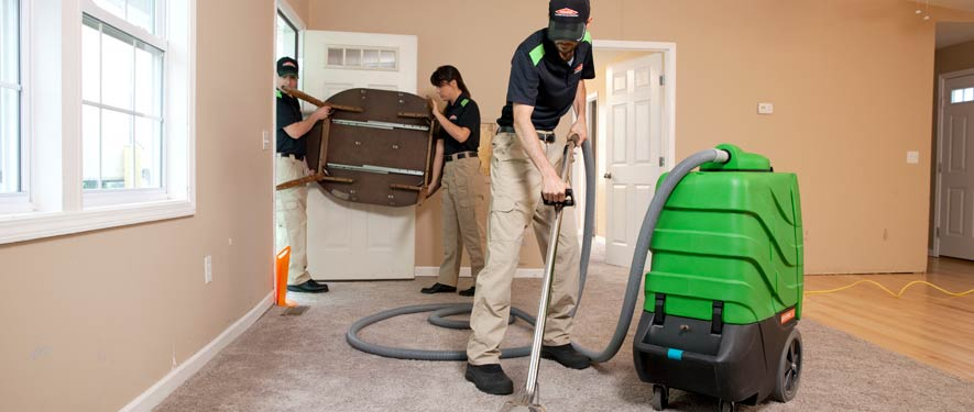 Atlanta, GA residential restoration cleaning